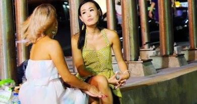 Calm Day at Pattaya Jomtien Seaside July 9th 2020