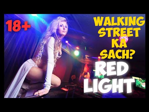 #Pattaya #WalkingStreet,#Thailand , #RedLight Intention video| #Parties in #Russian and Indian membership|2020
