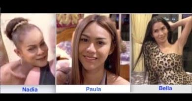 Ladyboys interviewed in Pattaya…phase 1