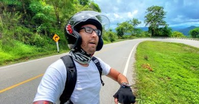 The Easiest Road in Thailand – Mae Hong Tune Motorbike Tour Episode 2