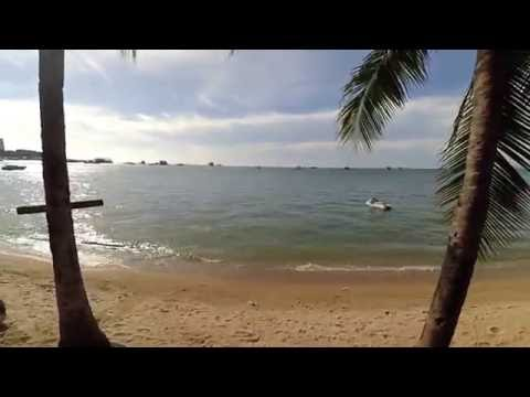 Praia na Tailândia, Pattaya e nomadismo digital