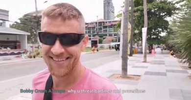 CCWC Items Pattaya Avenue Cruiser Ginger Rage & A Message For Barfines and Powerlines Thailand