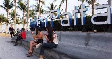 Pattaya Jomtien is getting a brand current Coastline too