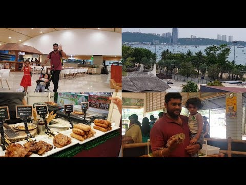 Pattaya Thailand Day 1 – Sriracha Tiger Park – Alcazar Provide an explanation for – Making an try Avenue Food-YUMMY TUMMY VLOG