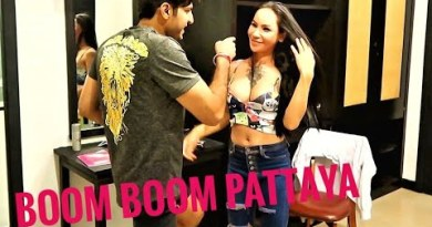PATTAYA LADY IN MY ROOM dancing with me | Thailand Pattaya