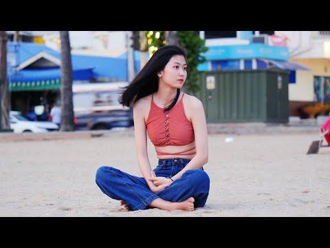 Saturday Evening at Pattaya Seaside July 4th 2020