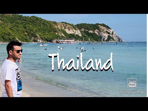 THAILAND VLOG | PATTAYA beach, Walking Avenue, Koh Larn