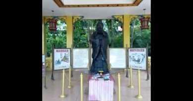 5555 Konfuzius in Pattaya!!!