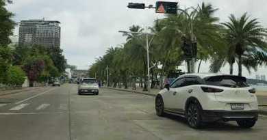 Pattaya Seaside Avenue – Ghost metropolis