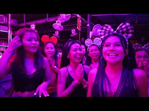 Welcome lend a hand S3xy Bar, Pattaya