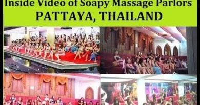 THAI MASSAGE PARLOR ON PATTAYA WITH HAPPY ENDING {{HIDDEN CAMERA}}