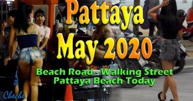 Pattaya Sea hotfoot Road 2020 | Pattaya Strolling Boulevard Would possibly perhaps well 2020 | Pattaya daytime tour | Pattaya 2020