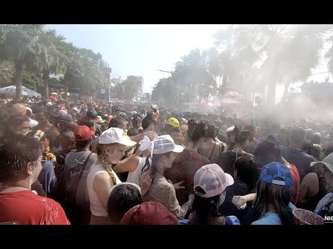 Songkran 2019 The Final Day In any respect times the Handiest Day – PATTAYA