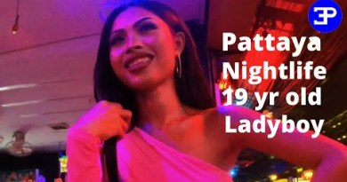 Pattaya Nightlife, chat with an finest searching 19 year used Trans Ladyboy, August 2020