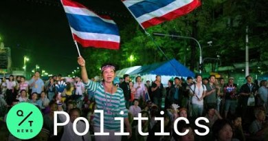 Anti-Authorities Protests In Thailand