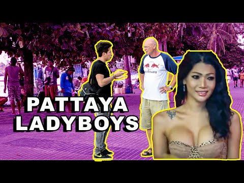 LADYBOYS : ASKING MEN ABOUT THAI LADYBOYS IN PATTAYA THAILAND