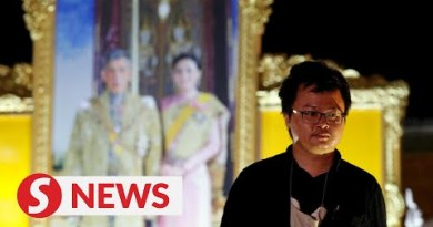 Thailand's bookish lawyer who took on a king