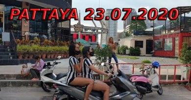 Pattaya, 23rd July 2020, Launch, Bars, Beach, Restaurants, Strolling, Views, Thailand | Lovely women,