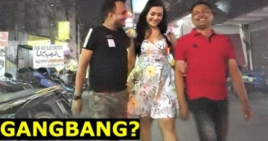 Pattaya Thailand, Indian Tourists on Walking Avenue – Vlog 303