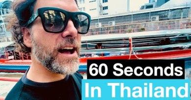 60 Seconds in Thailand | Thailand News | Thailand Jog