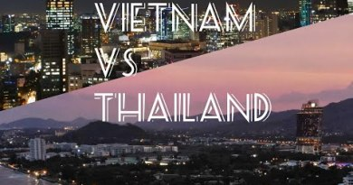 Vietnam versus Thailand to Are living as an Expat or Digital nomad