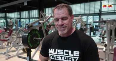 Muscle Manufacturing facility – Improbable World Class Gym hits Pattaya Thailand