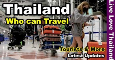 Thailand who can dash  | Tourists & more | Most in kind updates #livelovethailand