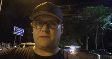 Pattaya und Jomtien am Samstag Abend 29.08.20. Deutsch