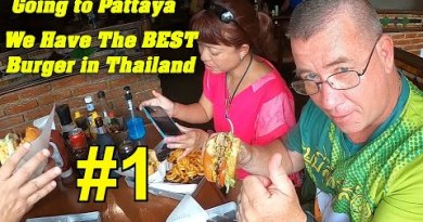 The Noble Burger in Thailand REALLY!! Loads to make nowadays in Pattaya