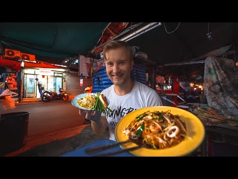ONLY in THAILAND / NIGHT Bangkok High-tail / Avenue Meals Adventures 2020