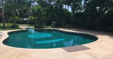 Pattaya Luxury Villa and a outing to Bangsaray Seashore Membership (Here's what it looks cherish)