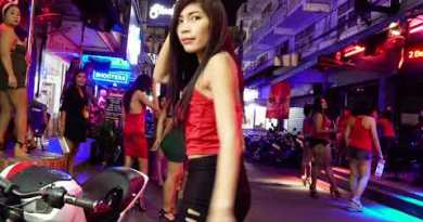 Ragged video. Pattaya Scenes Phase 3