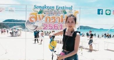 SONGKRAN FESTIVAL THAILAND   CINEMATIC VIDEO