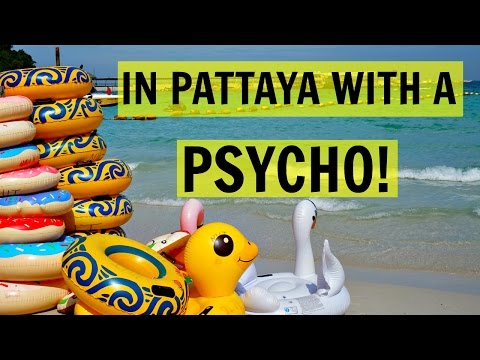 BOTH SIDES OF PATTAYA! | PARADISE & PARTIES