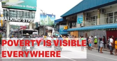 Searching Retail outlets Have Opened – Nonetheless Outrageous Poverty is Visible In all areas in Pattaya