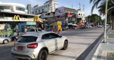 Pattaya Soi 6 Thailand – August 2020