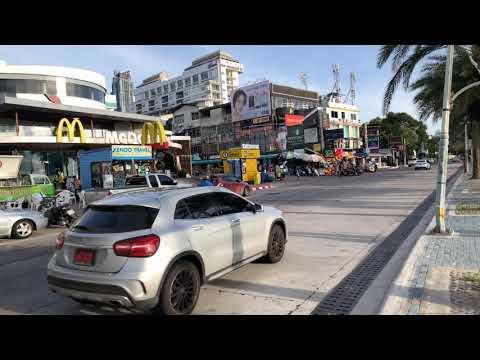 Pattaya Soi 6 Thailand – August 2020