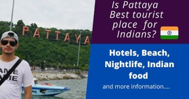 Why Indians skedaddle to Pattaya? Walking Road and Coral Islands of Pattaya