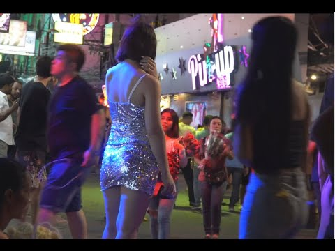 Thailand Pattaya Strolling Boulevard October 2019 ( Clubs , avenue foods , Freelancer )