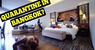 What Quarantine is fancy in Bangkok, Thailand – ASQ