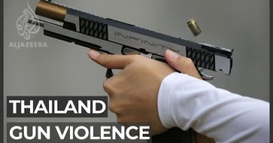 Thailand gun violence: Concerns mount as different of weapons rises