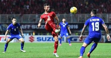 Indonesia vs Thailand (AFF Suzuki Cup 2016: Closing 1st Leg Beefy Match)