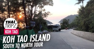Koh Tao, South to North – Thailand