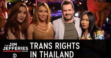 Jim Talks with Sex Employees in Thailand About Trans Rights – The Jim Jefferies Point out