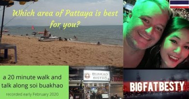 Is pattaya for everyone? (filmed early Feb 2020)
