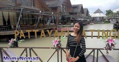 [Pattaya]Floating Market on Sep. 14 below COVID-19 pandemic