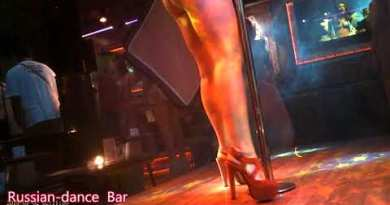 Pattaya Walking-Road, RUSSIAN DANCING BAR (PART 2)