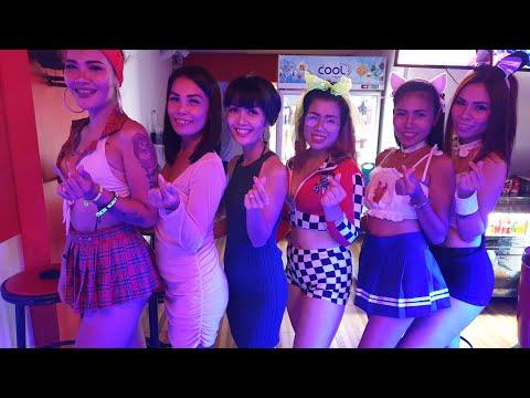 Pattaya 18.9.2020 Annie Jack's Bar Thai Girl Obtain together