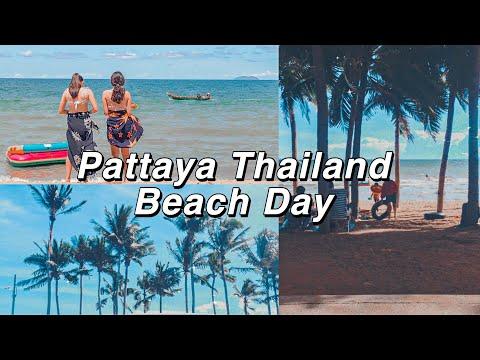 Pattaya, Thailand Coastline Day Day out