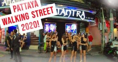 What Pattaya Strolling Boulevard Looks Be pleased in 2020- Post CoronaVirus | Thailand